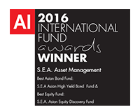 AI Best Asian Bond Fund S.E.A Asian High Yield Bond & Best Equity Fund S.E.A. Asian Equity Discovery Winner